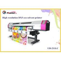 China Galaxy 2.1m UD-211LC Large Format Printer With Single DX5 Head on sale