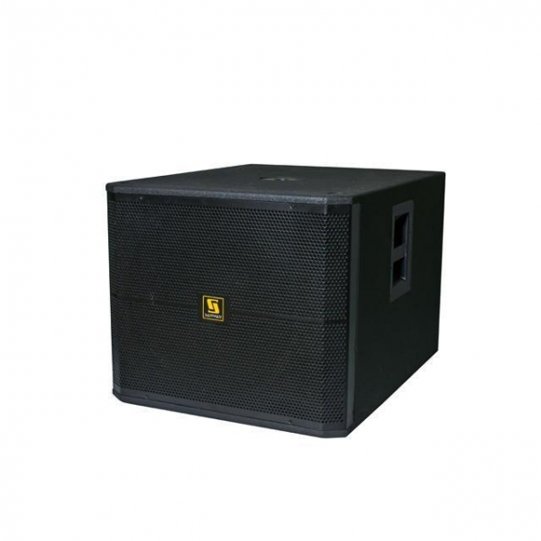 development of extended low frequency enclosure Development and production  - low resonance frequency: 40 hz - extended controlled  frequency range 30 - 2000 hz recom enclosure vol 40 / 150 l 14 / 5.
