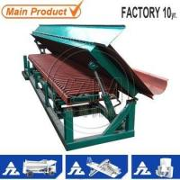 Quality sluice machine for gold wholesale