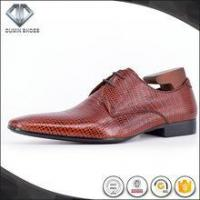 Quality Italian fancy leather dress shoes for men wholesale