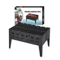 China Outdoor barbecue stove shelf home portable folding barbecue tools BBQ Grill on sale