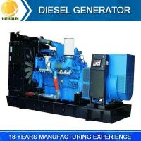 Quality CE certificated Powered by Cummins with perkins/MTU 12.5 kVA - 3750 kVA silent electric generator wholesale