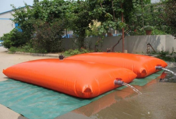 Cheap Collapsible Pillow Drinking Fresh Water Bladder Tanks for sale
