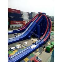 Quality Inflatable Super Yacht Water Slide wholesale