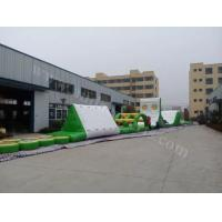 Quality Inflatable Commercial Outdoor Water Sports Park Water World Floating Toys wholesale