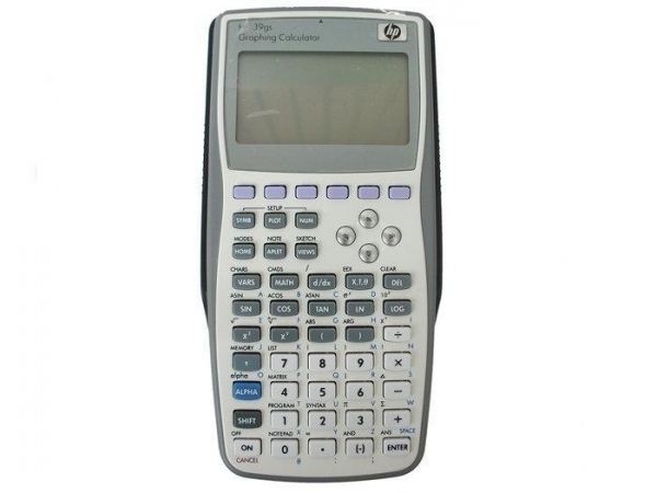 China HP 39GS graphing calculator
