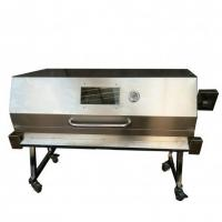 Buy cheap Stainless Steel Hooded Spartan Spit Gas Large Spit Rotisserie BBQ Grill Welding Technology from wholesalers