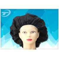 Quality Disposable SPP bouffant cap in various colors , light and dust proof wholesale