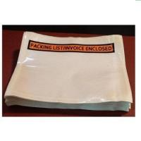 China high quality press-on wholesale invoice sleeve on sale