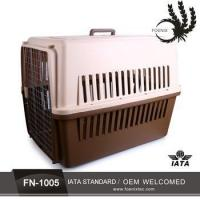China Hot Sell 1M Long #1005 Dog House Plasitc Large Pet Cage Pet Carrier Cage on sale