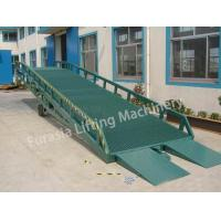 Mobile Loading Ramp 6tons -15tons Mobile loading ramp