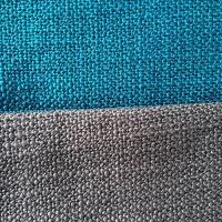 China Acrylic solution dyed upholstery fabric on sale