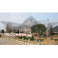 China Pipe Truss light steel roof truss on sale