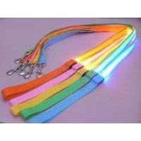 Quality China Factory Direct Sale LED Light Up Leash For Dog With Nylon Material wholesale