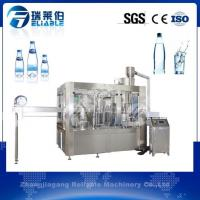China High Quality Bottle Drinking Water Factory Filling Machine with Reliable Performance on sale