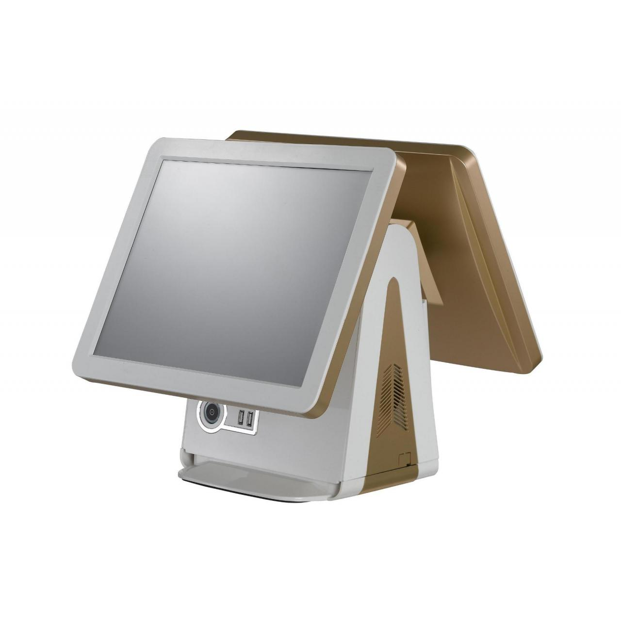Quality Windows Epos all in one point of sale systems / touch screen cash registers wholesale