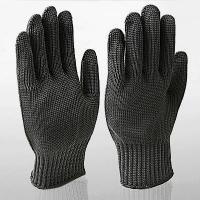 China stainless steel cut resistant gloves Food Service Stainless Steel Wire HPPE Cut Resistant Gloves on sale