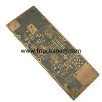China RF PCB Layout Service , Rogers+FR4 PCB Fab And Assembly China Manufacturer on sale