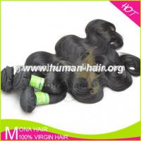 China Wholesale Silky Straight Natural Raw Unprocessed Full Cuticle Cambodian Virgin Hair on sale
