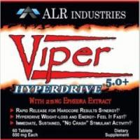 Buy cheap ALR Viper Hyperdrive 5.0 (60 tablets) from wholesalers