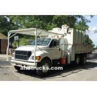 Quality 2001 F-750 Knuckle Boom 14ft Chip Truck wholesale