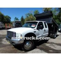 Buy cheap 2004 Ford F-450 XL Super Duty Mason Dump Truck from wholesalers