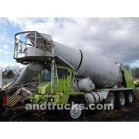 Quality Oshkosh 11 cu yd Front Discharge Cement Mixer wholesale