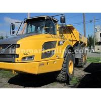Quality Two 2012 Volvo A35F 35-Ton Articulated Haul Trucks used for sale wholesale