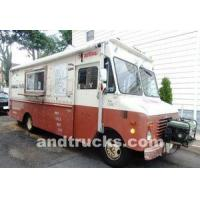 China Grumman 22 foot food truck for sale on sale