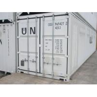 Quality Good Design 40ft Flat Pack Prefab Cargo Container House Made In China wholesale