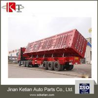 Buy cheap 2017 Newest Hot Sales Dump Semi Trailer With High Quality from wholesalers