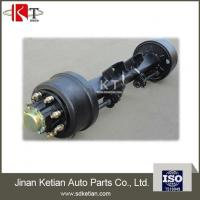 Buy cheap Hot Sales German Type Trailer Axle From China Professional Manufacturer from wholesalers