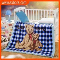 Quality 2015 best heated super soft cartoon baolai home textile wholesale