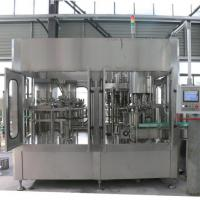 Cheap Automatic Rotary Glass Bottle Water Filling Plant For Sale for sale