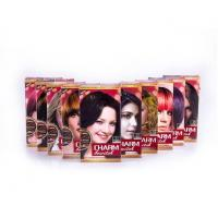 Quality OEM Long Lasting Bright Hair Dye With Natural Plant Essence wholesale