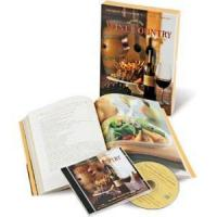 China Menus and Music: Tasting the Wine Country (Cookbook with Music CD) on sale