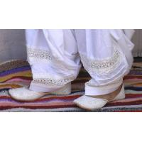 Quality Patiala Salwar with Broad Lace - direct from Patiala City !! wholesale