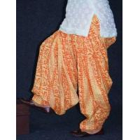 Quality Printed Full Patiala Salwar Limited Edition 100% Pure Cotton Shalwar PPS241 wholesale