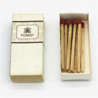Quality Hotel Guest Room Disposable Items Match Custom Matchboxes wholesale