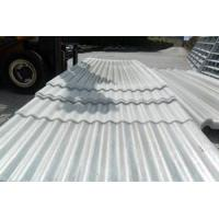 GRP Fibre-Glass Corrugated roofing sheet