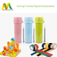 Quality Pigment Dispersions Used for Coating Shining P Series Pigment Dispersions wholesale
