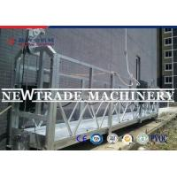 Buy cheap Zlp630 600kg Movable Aerial Work Platforms For Construction Decoration from wholesalers