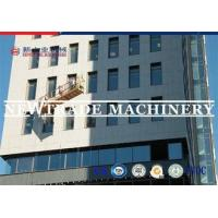 Quality Electric Suspended Working Platform Lift for Building Construction Material wholesale