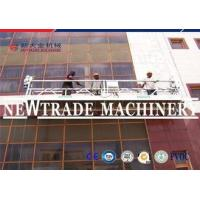 Buy cheap Economic Electric ZLP Series Aerial Construction Platform For Cleaning equipment from wholesalers