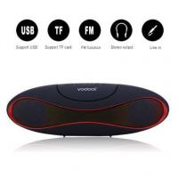 Quality Vodool Rugby Shape Portable Bluetooth Wireless Sport Speaker wholesale