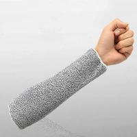 China ansell cut resistant gloves Short HPPE Cut Resistant Sleeves on sale