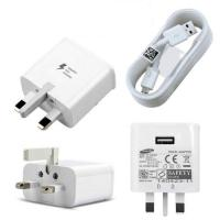 Original Good Quality 5V 2A Or 9V 1.67A Adaptive Fast Charging Travel Charger EP-TA20UWE For Samsung