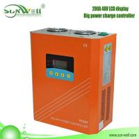 China Solar Charge Controller 200A 48V PV solar panel Battery Charge Controller on sale