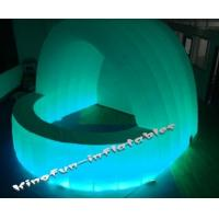 Quality Inflatable bar&wall Lighted inflatable pub bar 2016 Details wholesale