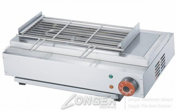 China Electric Smokeless Barbecue Grill